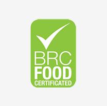BRC Food logo