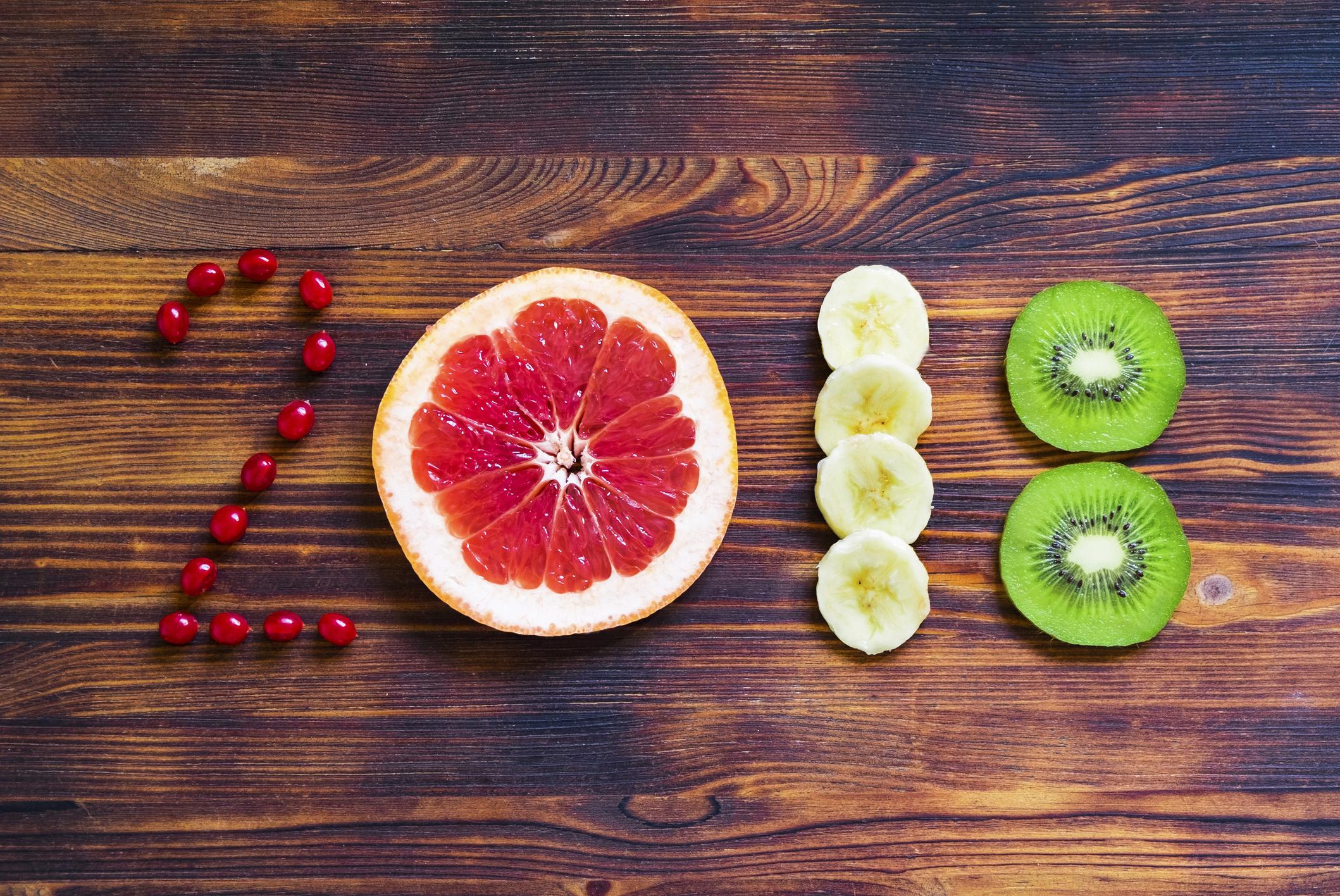 Healthy eating in 2018