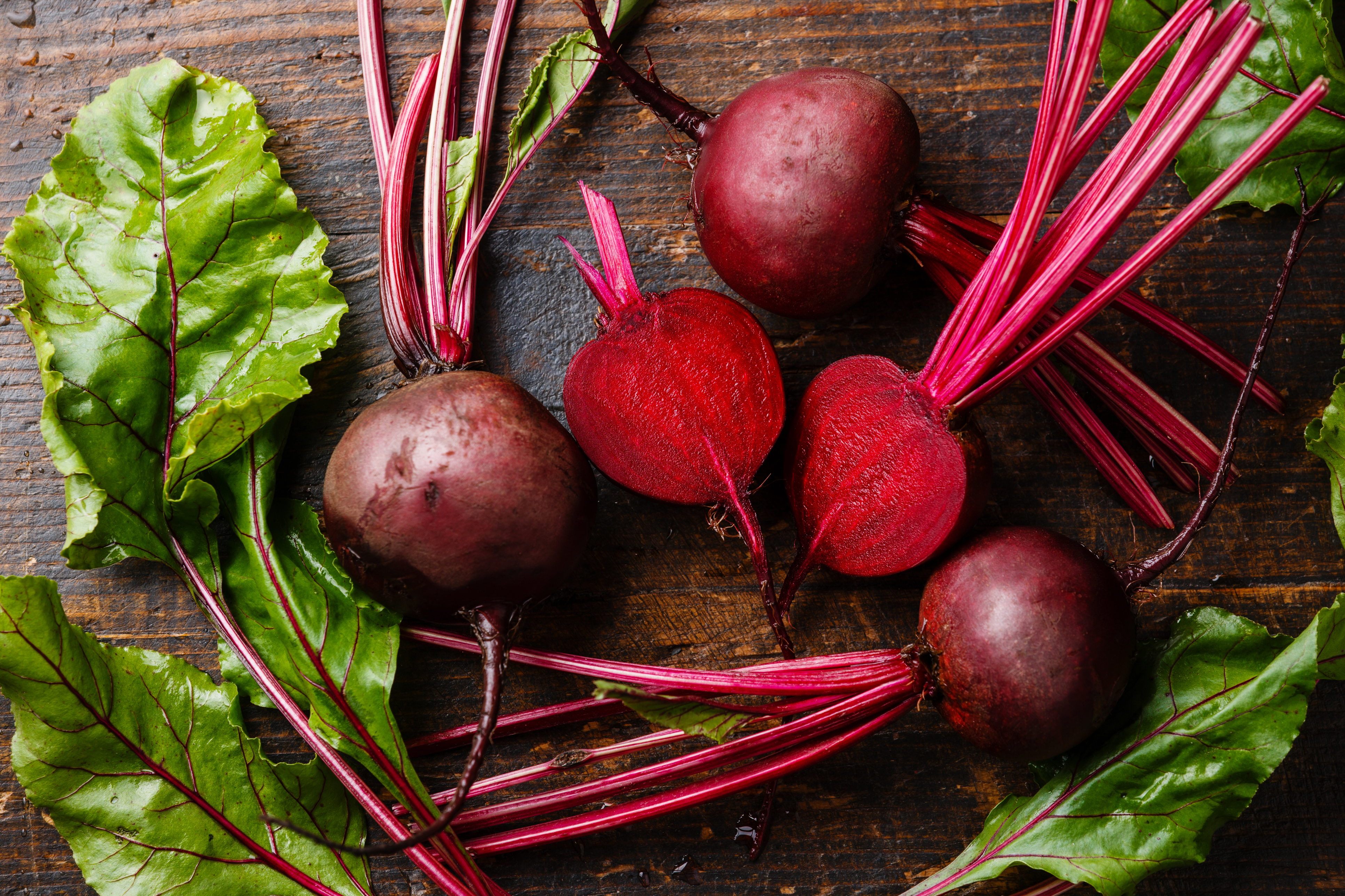 Beetroot: The perfect partner to salad cress