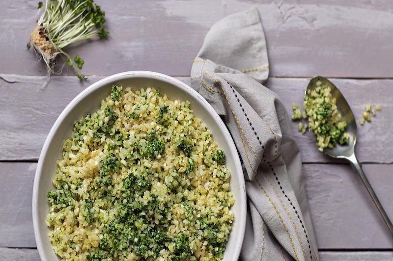 Cressto Cauliflower Rice
